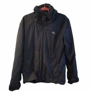 Lacoste windbreaker jacket